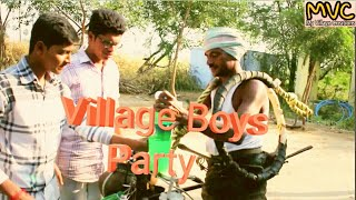 Village Boys || Comedy Web series Episode 1 || Inspired By My Village Show || ........