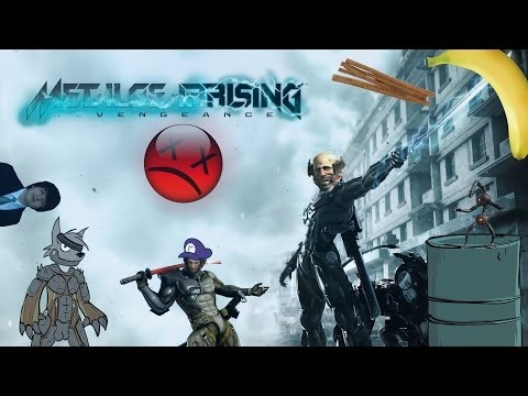 Metal Gear Rising: Revengeance - Review (german)
