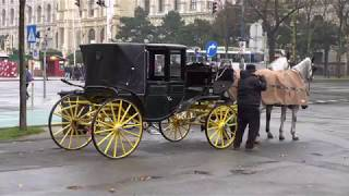 Vienna with Sony FDR-AX700 in 4k UHD