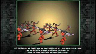 Raze 2 - Human/Alien Ending