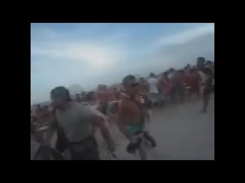Footage of the shooting of tourists in Tunisia. Videos | 26.06.2015