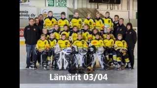Lämärit 03/04-joukkueen esittelyvideo