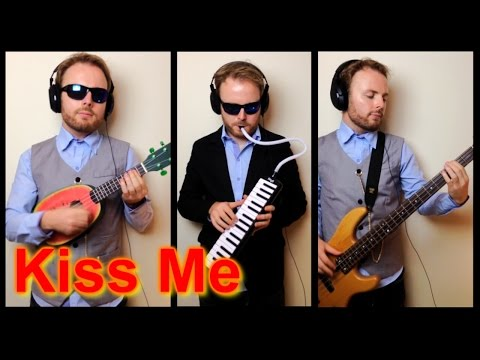 Sixpence None The Richer - Kiss Me (Awesome Ukulele Version!)
