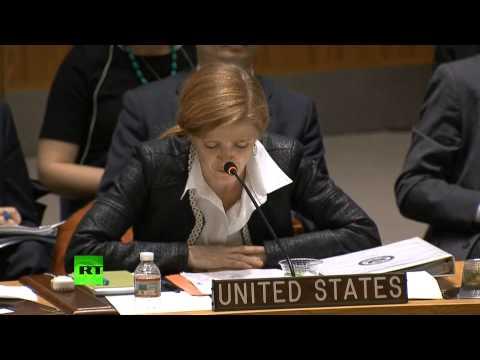 Чуркин попросил Пауэр больше не оскорблять Россию