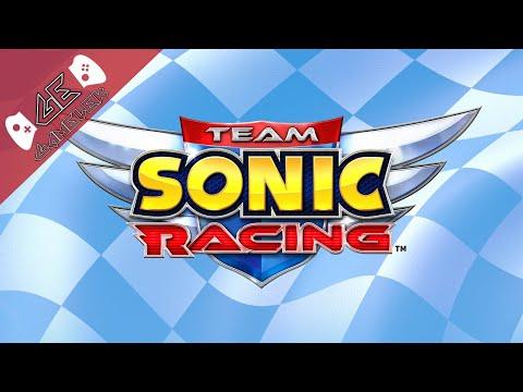 Team Sonic Racing - ChaosC0ntr0L Csapattársammal.
