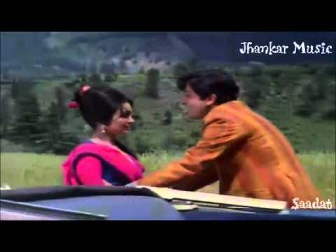 Likhe Jo Khat Tujhe ((Jhankar))) Kanyadaan Rafi Jhankar Beats...
