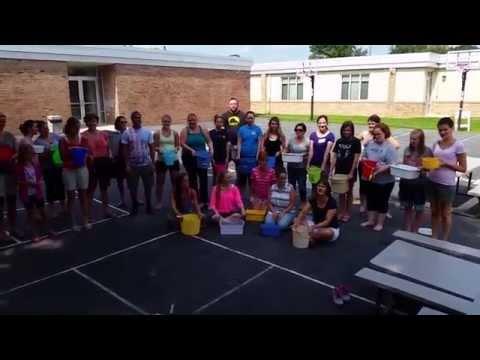 ALS Ice Bucket Challenge - K-2 Avon Grove Charter School Staff