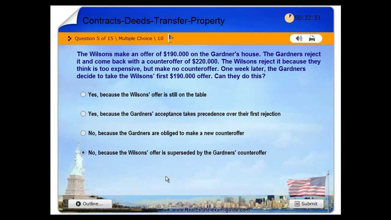 How To Transfer Property From An Estate