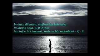 download lagu In Dino Dil Mera Mujhse Hai Keh Raha gratis