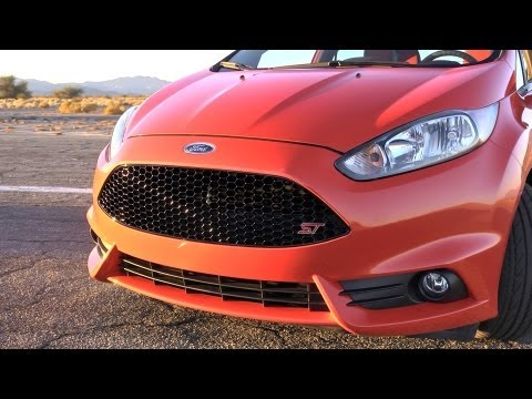 ► 2014 Ford Fiesta ST (197 hp) [US version]