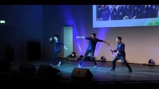Dokomi 2015 - Eröffnung / Host Club Tanz