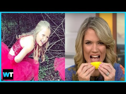 The LEMON FACE CHALLENGE Supports Aubreigh Nicholas And DIPG Awareness | What's Trending Now!