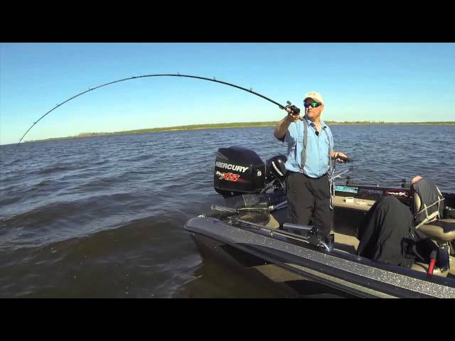 Fish Ed. Spinner Fishing Tricks for Walleye