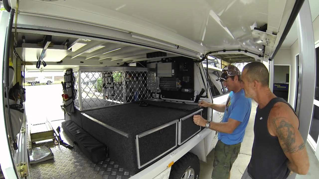 Landcruiser 200 Series Conversion  The Details All 4 Adventure Tv