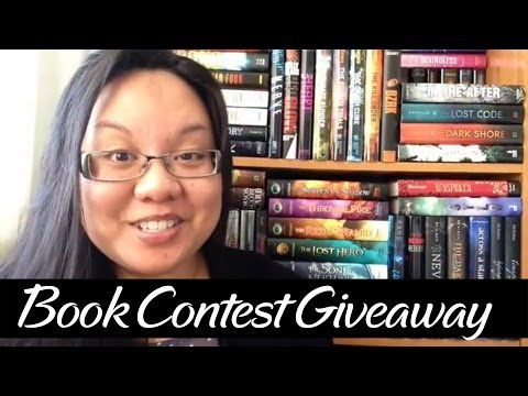 100k Video Views Book Contest Giveaway (CLOSED)