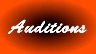 Sonic Dash Anime Studio's Audition's are now ((OPEN!!))