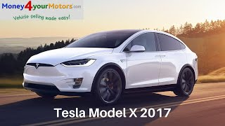 Tesla Model X 2017 Review