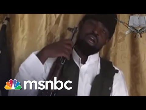 Nigeria Wants U.S. Troops To Fight Boko Haram | msnbc