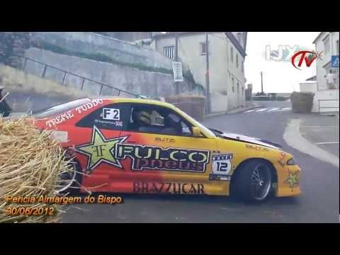 Skyline Drift & Burnout - Almargem do Bispo by IJXtv