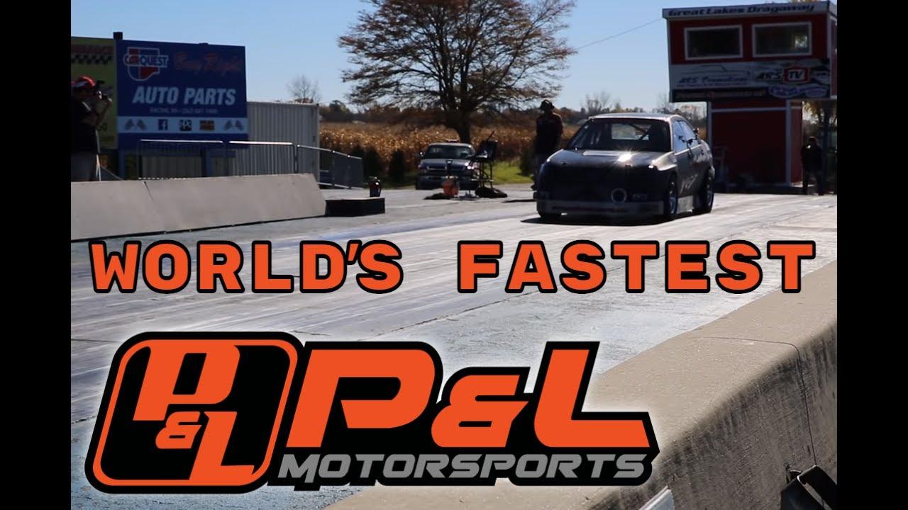 P Amp L Motorsports Subaru Sti Drag Car 8 88 171 Youtube