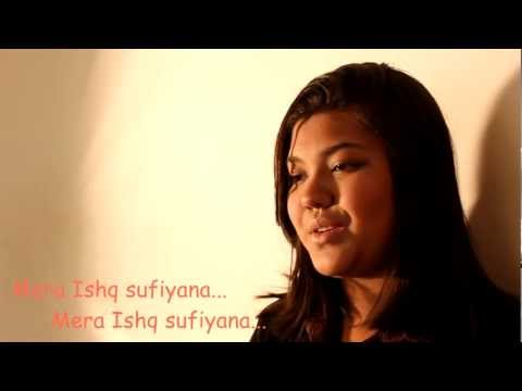 Ishq sufiyana Female  Unplugged Version (with Lyrics) - Vani...