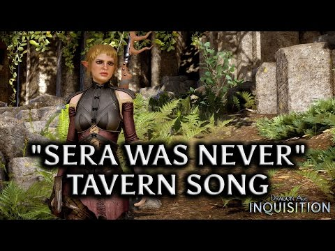 Misc Computer Games - Dragon Age Inquisition - Sera Was Never