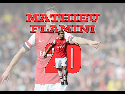 Mathieu Flamini | The French Warrior (2013/14)