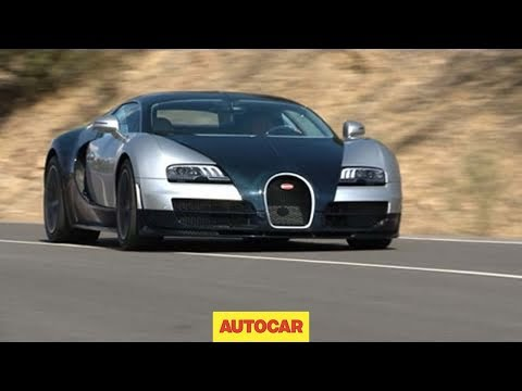 bugatti veyron super sport driven by youtube. Black Bedroom Furniture Sets. Home Design Ideas