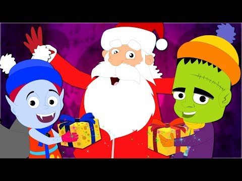 Will Christmas Ever Get Here Nursery Rhymes | Christmas Carol | Xmas Song For Kids