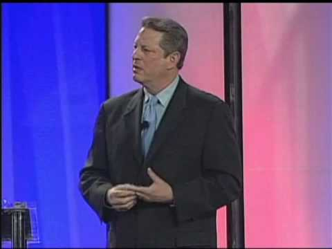 Al Gore at the 2009 AAAS Annual Meeting (Pt 6/6)