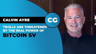 Becky's Affiliated: A discussion with Calvin Ayre on today's BSV landscape