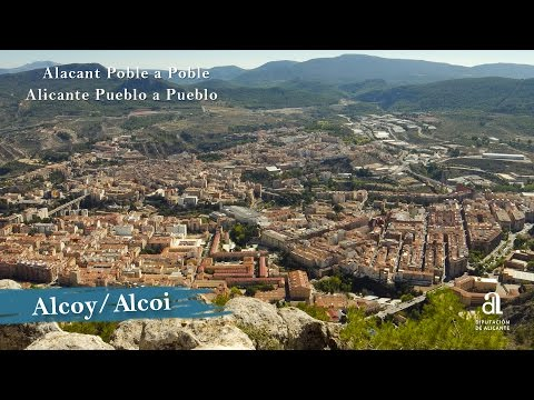 ALCOY. Alicante pueblo a pueblo