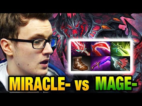 Miracle's Stack vs MagE's Stack - Who is Better? Dota 2
