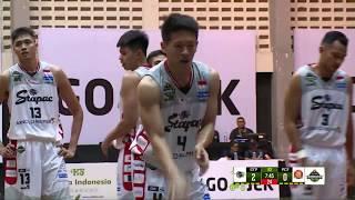 Live Stream IBL GOJEK Tournament 2018 Stapac Jakarta vs Pacific Caesar Surabaya