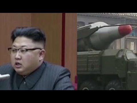 North Korea making nuclear warhead to fit in missile: report