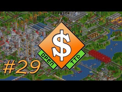 Let's play OpenTTD #29 - To(wn) the rescue!