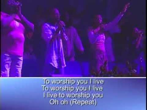 Israel And New Breed - To Worship You I Live Away Away