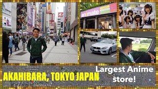 ANIME STORE IN TOKYO AKIHABARA!!!! | ??VLOG #26