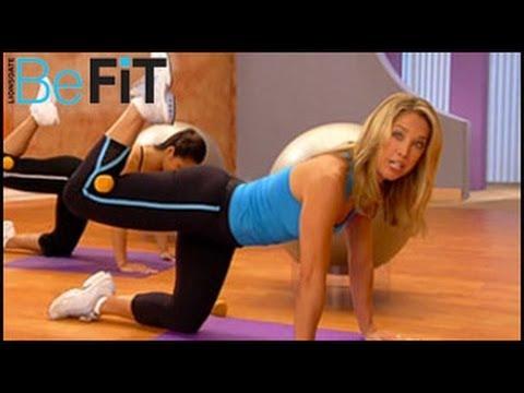 0 Denise Austin: Abs & Buns Pilates Workout