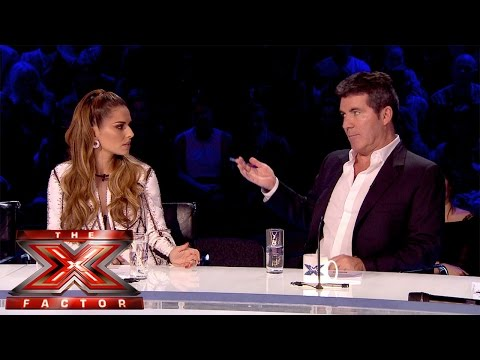 Simon defends his decision | The Xtra Factor UK 2014