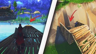 *NEW* GET UNDER THE MAP ANYWHERE USING THIS INSANE GLITCH - FORTNITE GLITCHES 2018