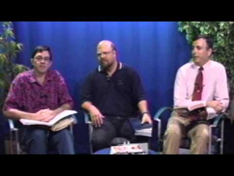 Citywide Call-In Bible Answers TV Show #3: Racism, Eternal Security, Lose Your Salvation?, Trinity