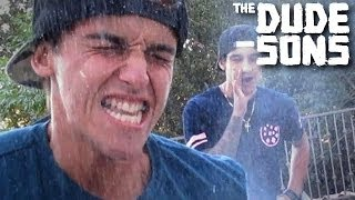 Water Pressure Tattoos CHALLENGE with The Janoskians