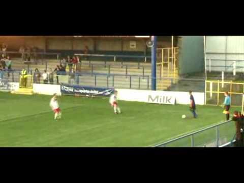 // JACK BARMBY - MILK CUP 2011/2012