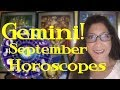 Gemini September 2018 * You Are Not Going To Believe The Luck You Have!