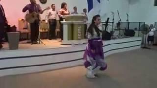 Veja o que aconteceu Filhas de Deus e MURO de Fogo