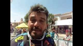 Sardegna Rally Race 2015: David Casteu 9. a la fin