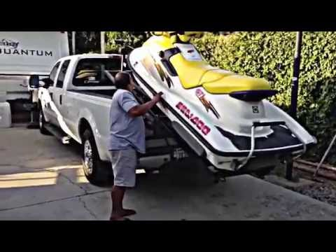 My Seadoo Lift Youtube