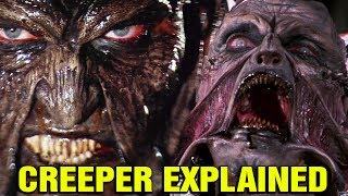 WHAT IS THE CREEPER IN JEEPERS CREEPERS MOVIE? THEORY EXPLAINED