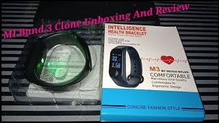 Cheapest MI Band 3 Clone Under 500rs Unboxing And Review